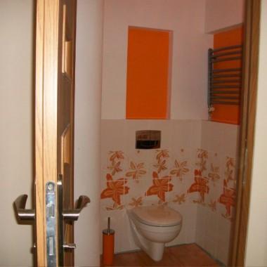 Toaleta i hol