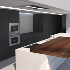 kuchnie minimal