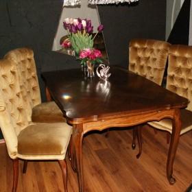 Pokój gościnny / salon w naszym nowym mieszkanku &#x3B;-)