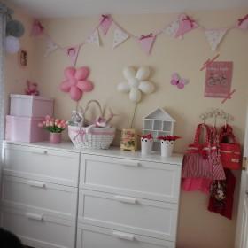 Pokój mojej 8 letniej córeczki .