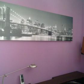 Moj pokoj multimedialny+przedpokoj-interior