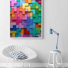 Galeria plakatu minimalistycznego