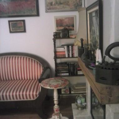 Kawałek mojego domu :) Czwarta część salonu :)