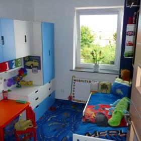 Pokój trzyletniego Filipka