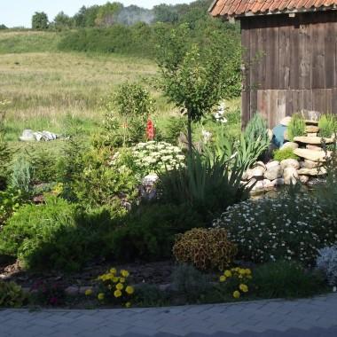 Ogród .....część I