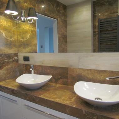 Kuchnia i łazienki - skończone :))