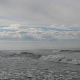 koniec lata nad morzem)