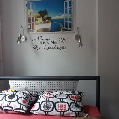 Sypialnia i Garderoba