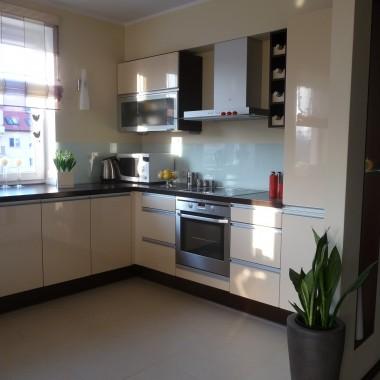 Nowa galeria, kuchnia i łazienka