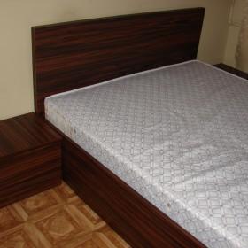 meble do sypialni - wykonanie własne