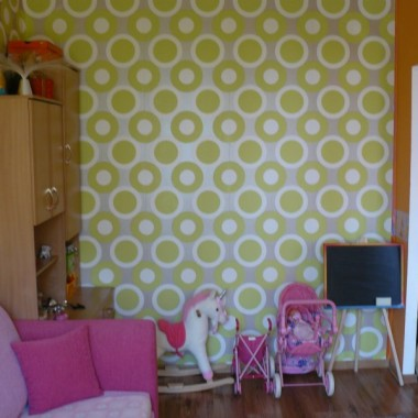Pokój córeczki:)
