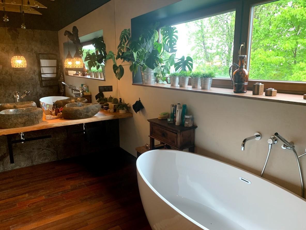 łazienka Z Oknem Na świat Deccoriapl