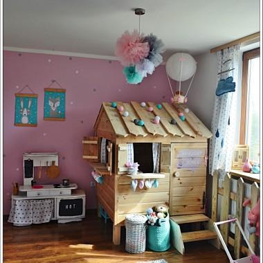 Pokój  córeczki :)