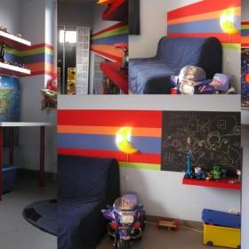 Pokój Jasia - realizacja pokoju dla chłopca