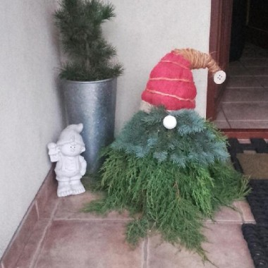świąteczne robótki :)