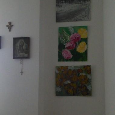 Miedzy moimi malunkami sa tez i obrazy z prawdziwego zdarzenia.