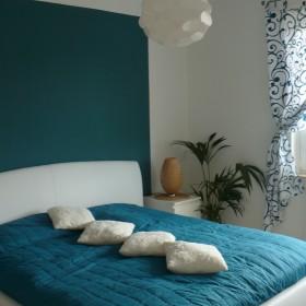 troche dyskrecji...czyli nowe zaslony w sypialni :)