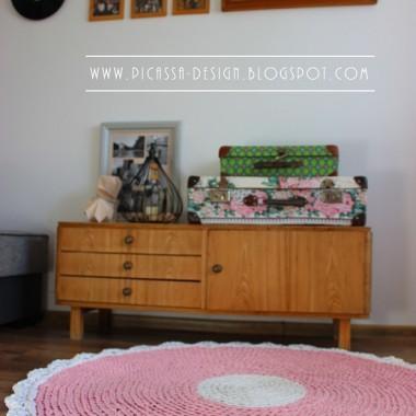 Pokój dziewczynki - dywanik