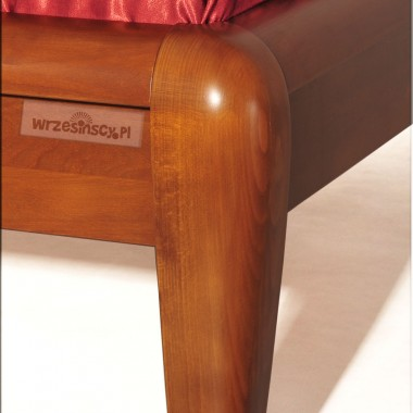 łóżka bukowe Villa, łóżka z litego drewna