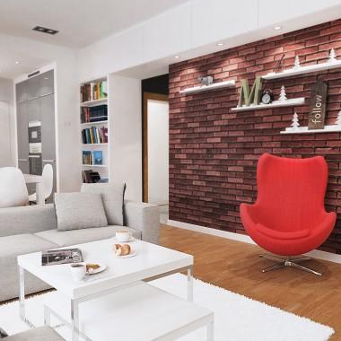 Mieszkanie w rezydencji czynszowej w Katowicach