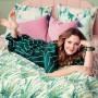 Domy sław, Nowy dom Drew Barrymore - Drew Barrymore - amerykańska aktorka, autorka, reżyserka, modelka, producentka filmowa oraz zdobywczyni Złotego Globu.  Źrółdo: Wiese/face to face/FaceToFace/REPORTER