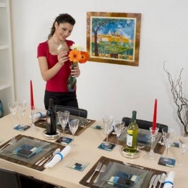 Wystrój domu z Mdina Glass