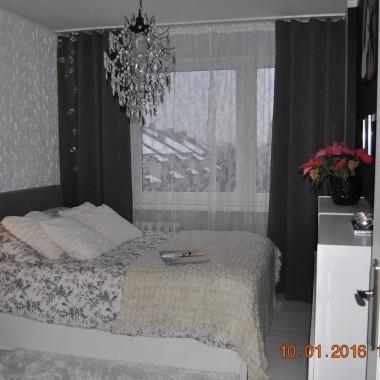 Sypialnia po zmianach &#x3B;-)