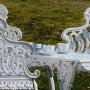 Pozostałe, nowa lampka,  ..... krokusy, bazie, motylki i pczółki :) ...... - kawka w ogrodzie smakuje cudownie