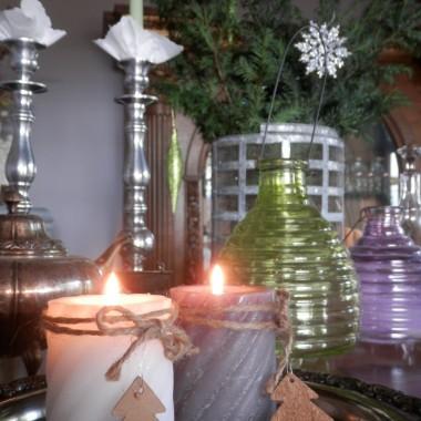 Święta takie jak zwykle, czy jak nigdy dotąd? Niech będą takie, jakie lubicie...Wasze.... Wszystkim dużo dobrego na ten piękny czas....