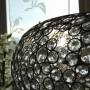 Pozostałe, Wiosennie............ - .................i słonko połyskuje w kryształkach na lampie..........