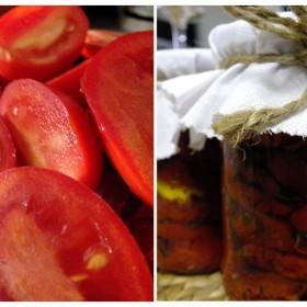 smak pomidorköw zamkniety w sloiku