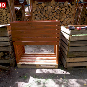 Malowanie i impregnowanie drewnianego kompostownika, czyli jak zostać skutecznym ogrodnikiem-amatorem