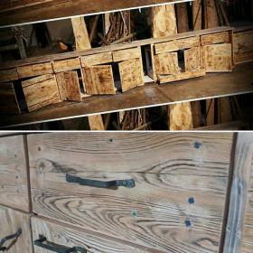 Sześciometrowa szafka - skończona