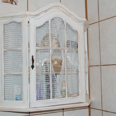 Dekolandia...Moja stara łazienka...