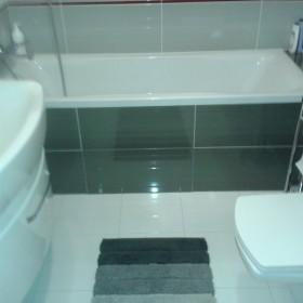 Trochę większa łazienka
