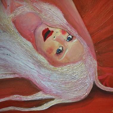 '' Portret Blondi ''