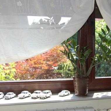 okna, widoki