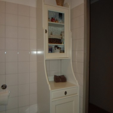 Malutka łazienka