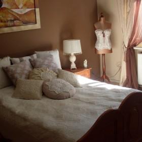 Retro w sypialni:)
