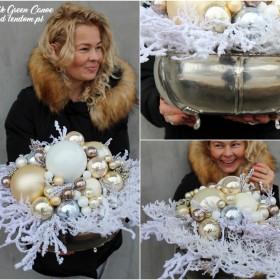 Piękno ozdób świątecznych