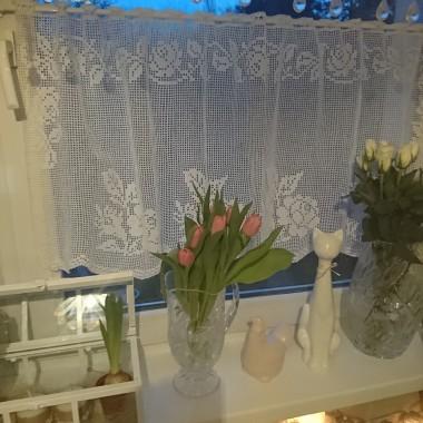 Kwiatkuszki na przywołanie wiosny:)