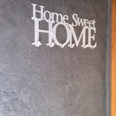 Wieszak na ubrania Home Sweet Home www.art-steel.pl