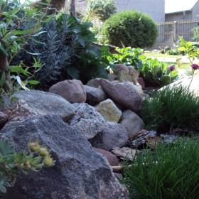___Mój zakątek w ogrodzie___