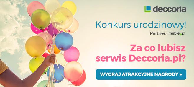 Konkurs: Za co lubisz serwis Deccoria.pl [wyniki]