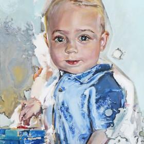 Portrety dziecięce :))