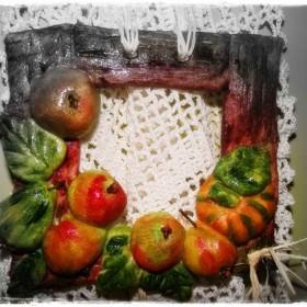 jesiennie i w kolorze   -moje dekoracje na konkurs jesienny...