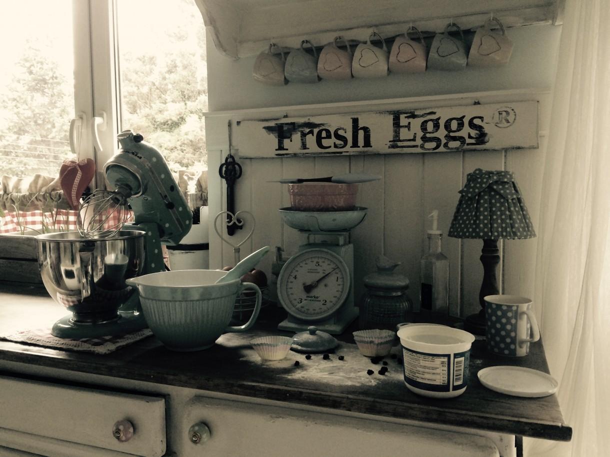 Kuchnia, pieczenie ... pastelowo ...! :)