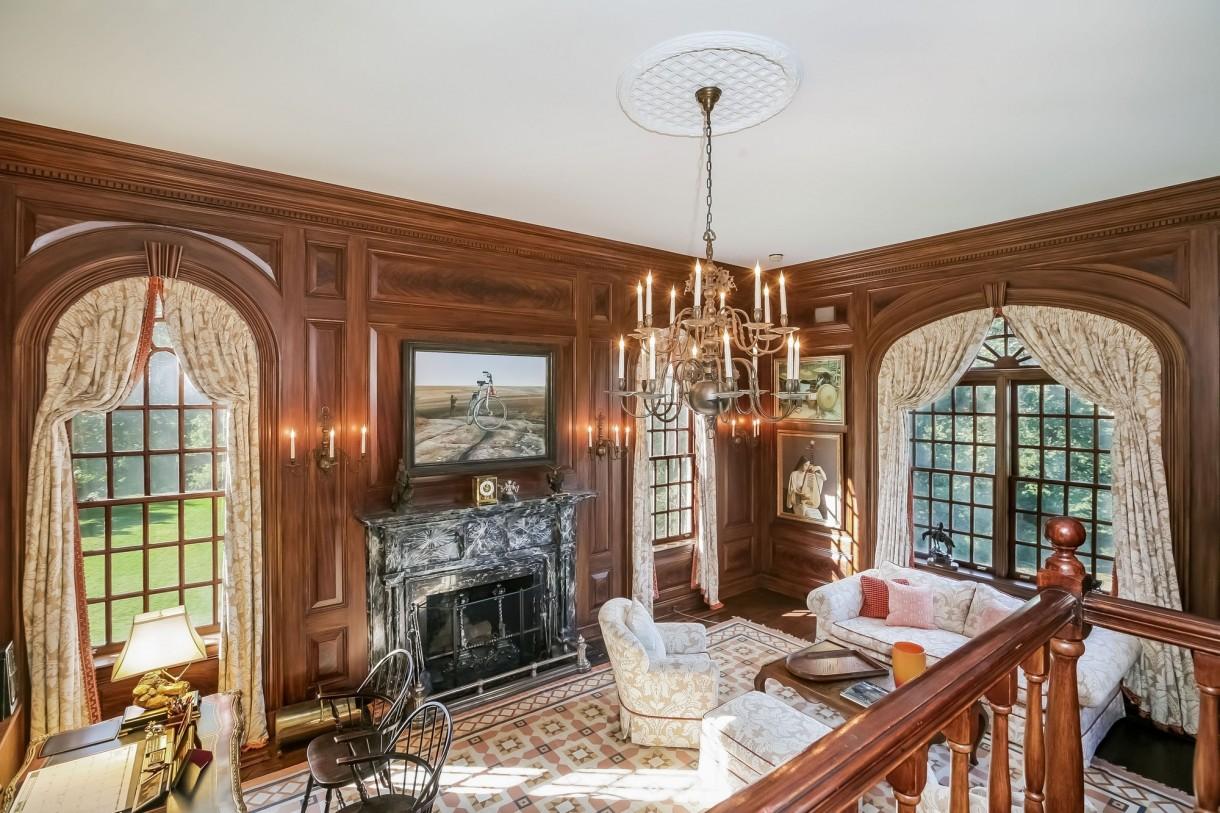 Domy sław, Michael Douglas i Catherine Zeta Jones kupili nowy dom - W willi nie zabrakło również apartamentu dla gości – z dwiema sypialniami.  Fot. IMP FEATURES/East News