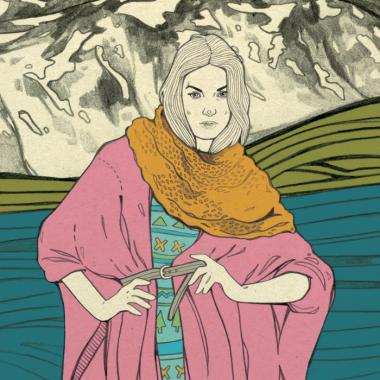 Skandynawskie ilustracje 2