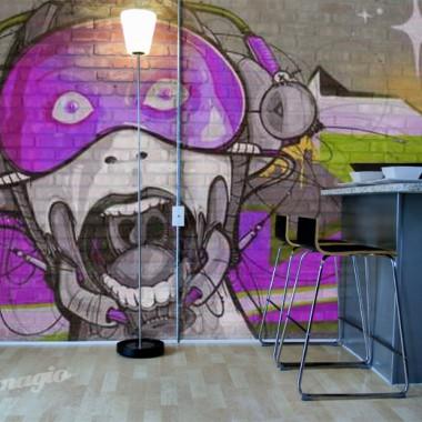 Kolekcja Fototapet Graffiti - Vimagio